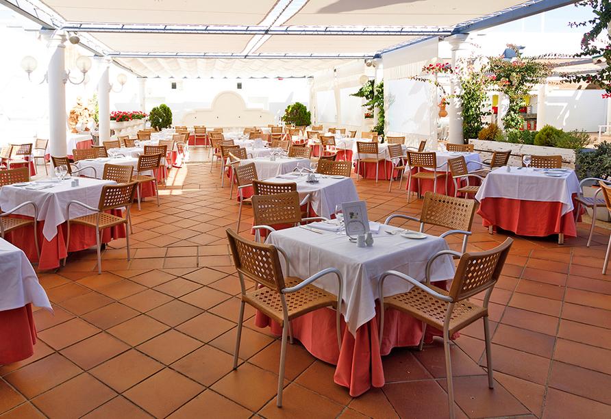 Hotel Playa de la Luz, Restaurant