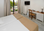 Hotel Playa de la Luz, Zimmer