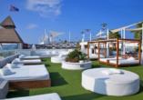 Hotel Playa de la Luz, Dachterrasse