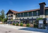 Richstein's Posthotel in Bad Füssing, Außenansicht