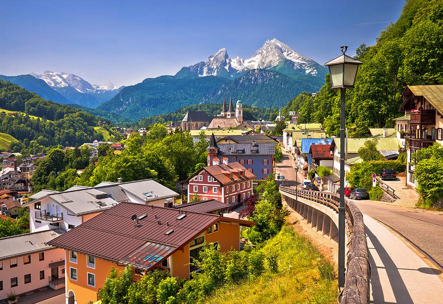 Hotel Schwabenwirt in Berchtesgaden, Berchtesgaden