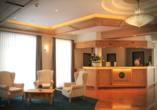 Hotel Schwabenwirt in Berchtesgaden, Rezeption