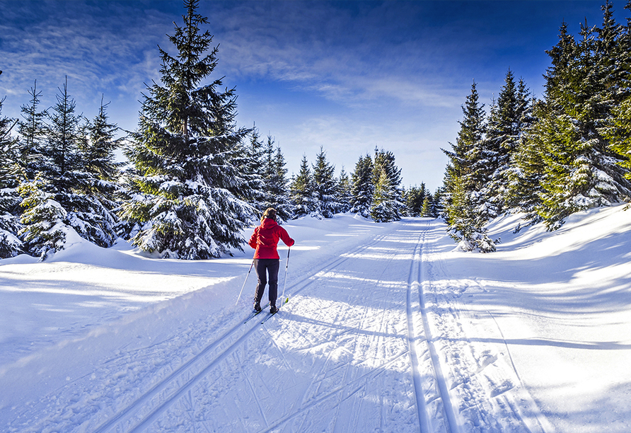 Hotel Snezka Spindlermühle Riesengebirge Tschechien, Skifahren