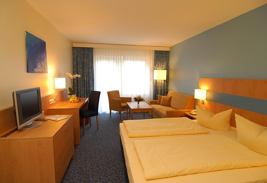 Hotel Hoeri am Bodensee in Gaienhofen, Beispiel Doppelzimmer