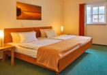 Precise Resort Marina Wolfsbruch, Beispiel Doppelzimmer