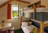 Precise Resort Marina Wolfsbruch, Beispiel Kinderzimmer