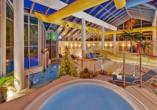 Precise Resort Marina Wolfsbruch, Hallenbad
