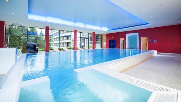 Dorint Hotel & Sportresort Arnsberg/Sauerland, Hallenbad