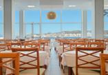 Hotel Mar Amantis in Bahia de San Antonio, Restaurant