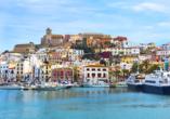 Hotel azuLine Mar Amantis in Bahia de San Antonio, Ibiza-Stadt