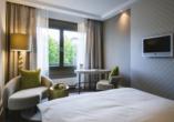 insel-hotel Heilbronn, Einzelzimmer