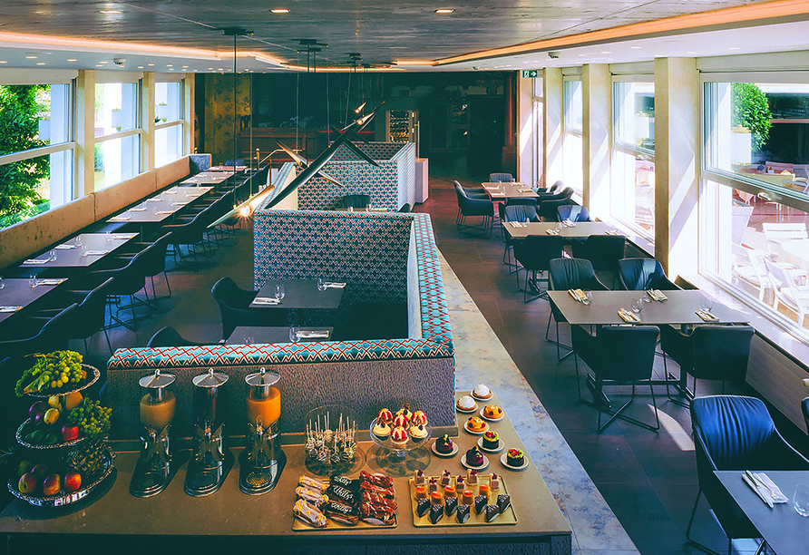 insel-hotel Heilbronn, Restaurant Willys