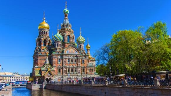 MSC Poesia, Sankt Petersburg