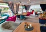 Hotel SKAL in Henkenhagen, Café