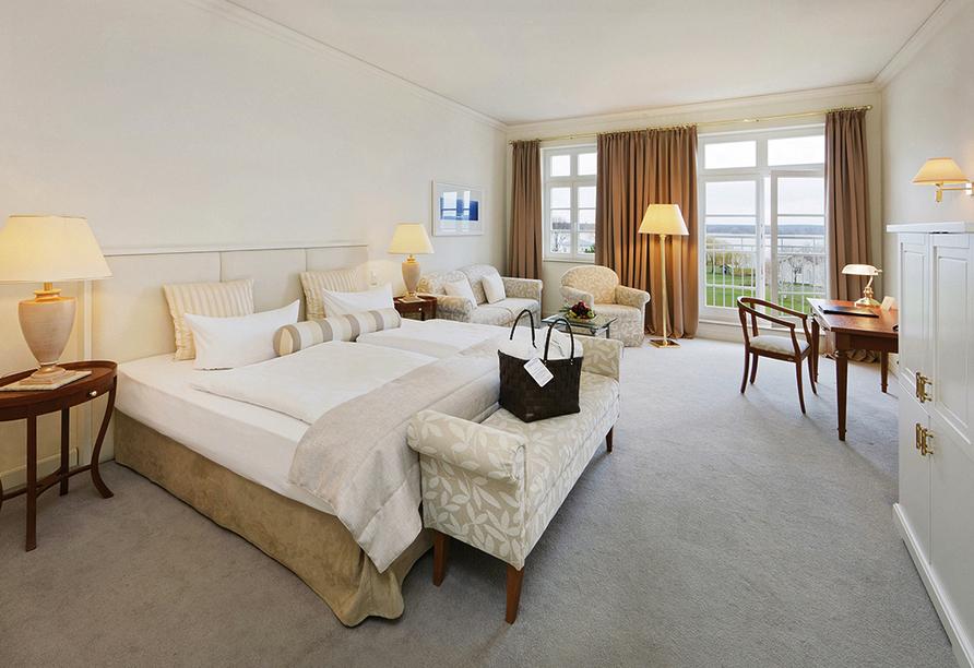 Precise Resort Schwielowsee, Deluxezimmer