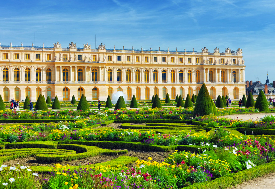 Hotel Adonis Paris Sud, Schloss Versailles