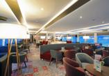 MS Alena, Bar und Lounge