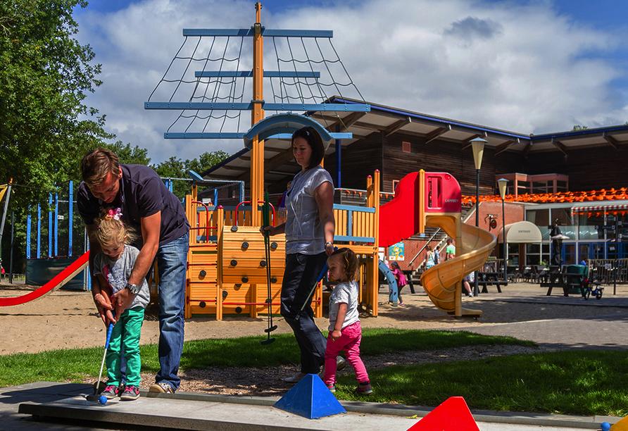Roompot Vakantiepark Kijkduin, Familie
