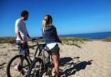 Roompot Beach Resort Nieuwvliet-Bad, Radtour