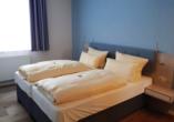 Wilhelms Haven Hotel in Wilhelmshaven, Zimmerbeispiel DZ Komfort