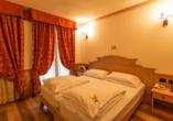 Norditalien und Schweiz, Beispielhotel Arisch