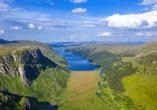 Rundreise Nordirland, Nationalpark Glenveagh