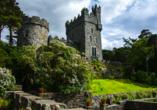 Rundreise Nordirland, Glenveagh Castle