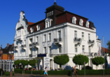 Göbel's Hotel Quellenhof, Außenansicht