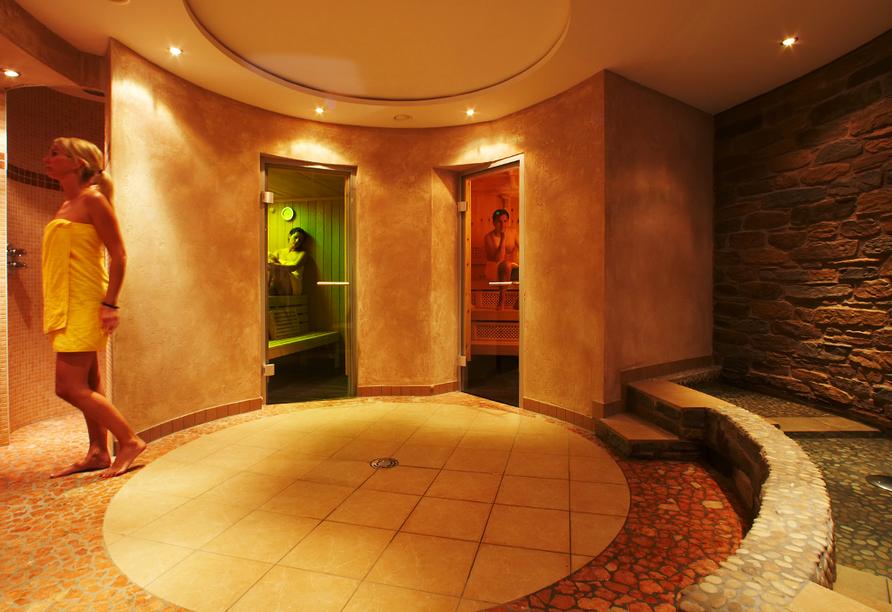 Göbel's Hotel Quellenhof, Sauna