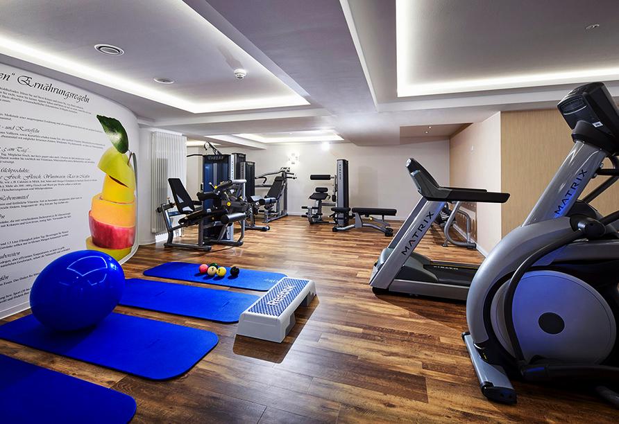 Göbel's Hotel Quellenhof, Fitnessraum
