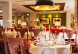 Göbel's Hotel Quellenhof, Restaurant