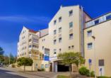Hotel Astor Altenburg, Außenansicht