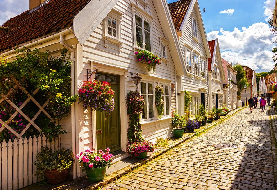MSC Preziosa, Stavanger