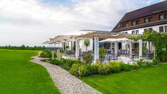 Meinl Hotel & Restaurant in Neu-Ulm, Außenansicht