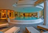 Hotel Habichtstein, Wellnessbereich