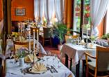 Hotel Habichtstein, Restaurant