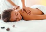Hotel Habichtstein, Massage
