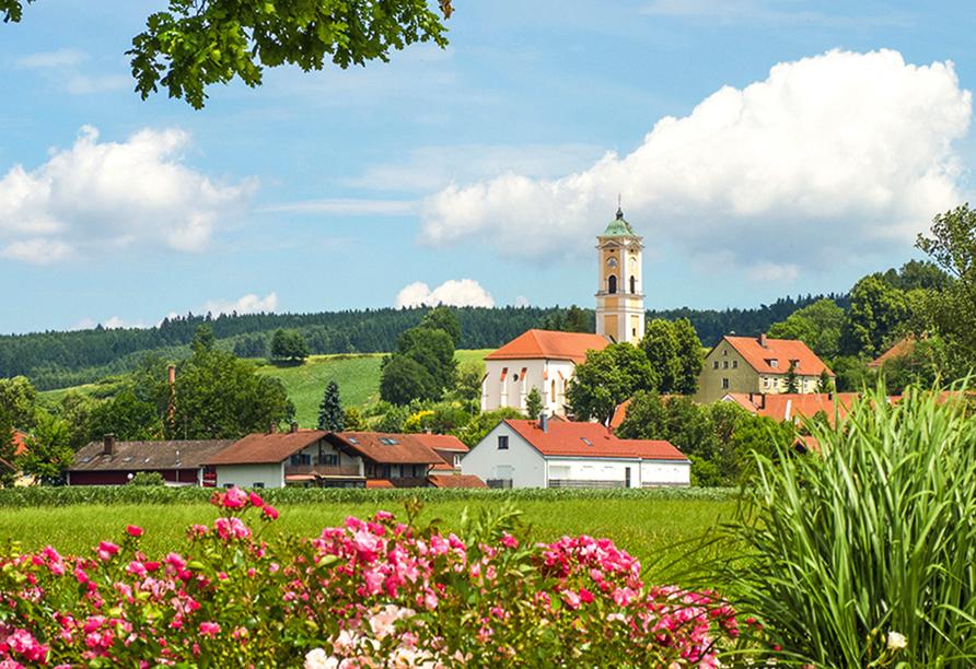 An Ihren Urlaub in Bad Birnbach werden Sie sich noch lange gerne zurückerinnern.
