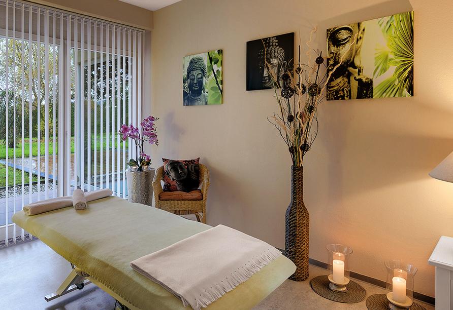 Best Western Aparthotel in Bad Birnbach, Wellnessanwendungen
