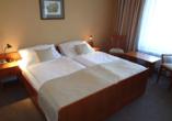 Spa Hotel Devin in Marienbad, Böhmisches Bäderdreieck, Tschechien, Zimmerbeispiel Standard