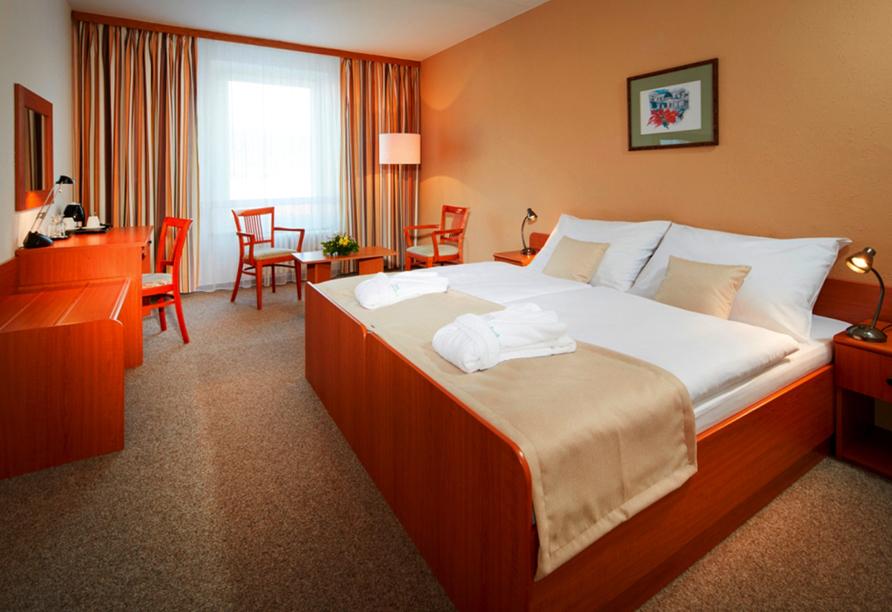 Spa Hotel Devin in Marienbad, Böhmisches Bäderdreieck, Tschechien, Zimmerbeispiel Superior