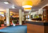 Parkhotel Harrachov im Riesengebirge, Lobby