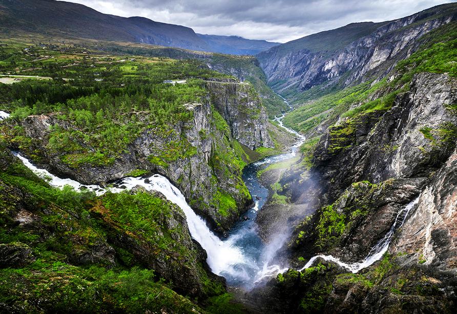 Norwegens Highlights, Vøringsfossen