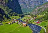 Norwegens Highlights, Flåm
