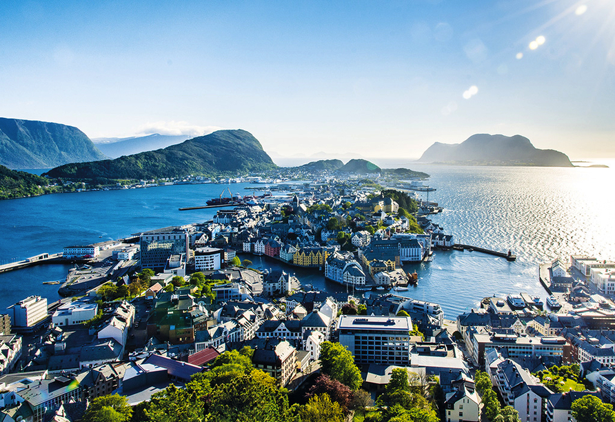 Norwegens Highlights, Ålesund