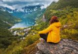 Norwegens Highlights, Geirangerfjord