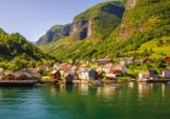 Norwegens Highlights, Aurlandsfjord