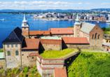 Norwegens Highlights, Oslo Akershus