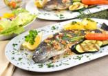 Norwegens Highlights, Fischgericht