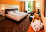 Hotel Thermalis in Bad Hersfeld, Zimmerbeispiel Wellness
